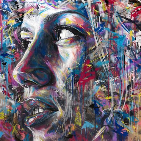 wallpaper graffiti portrait stunning graffiti by david walker art spire