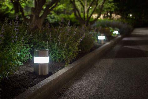 pathways of light light column pathway bollard outdoor forms surfaces