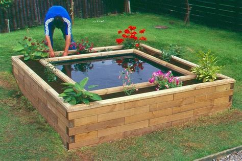 raised flower bed plans 25 gorgeous the pond ideas on pinterest koi pond design