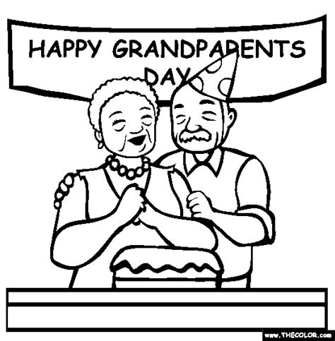 coloring pages for grandparents day grandparents day printable coloring pages let s celebrate