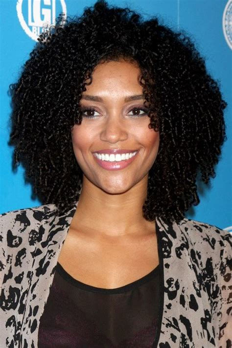 how to long spiral curls african american curly hairstyles for black women natural african american