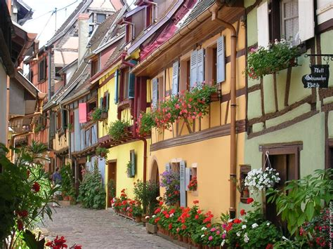 most beautiful town in france colmar in alsace colmar alsace france most beautiful places in the world