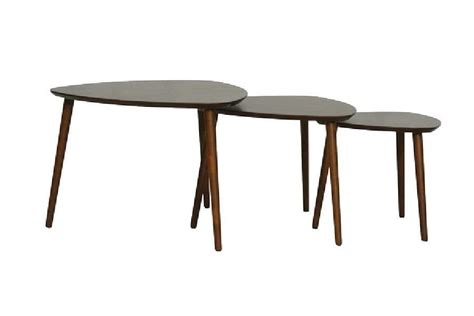 Table Basse Ronde Gigogne 1576 by Table Basse Gigogne Le Bois Chez Vous