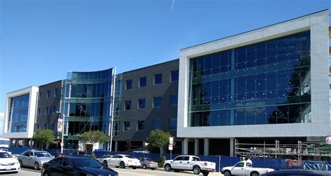office building nears completion in tarzana