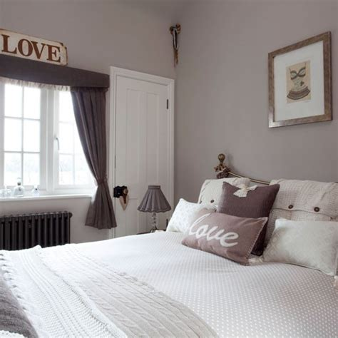 painted bedrooms modern country style colour study farrow and ball