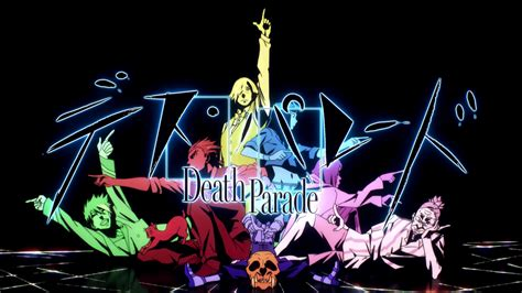 Death Parade Full HD Wallpaper and Background   1920x1080