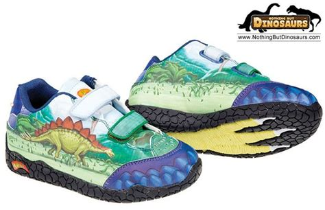 dinosaur shoes that light up dinosoles blue dinorama stegosaurus low top dinosaur shoes