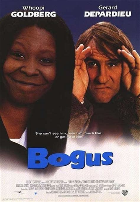 gerard depardieu whoopi goldberg bogus movie review film summary 1996 roger ebert