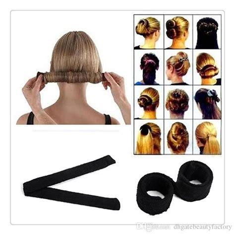 Hairclip Magic Clip 2018 magic hair clip bun hair bun black hairagami