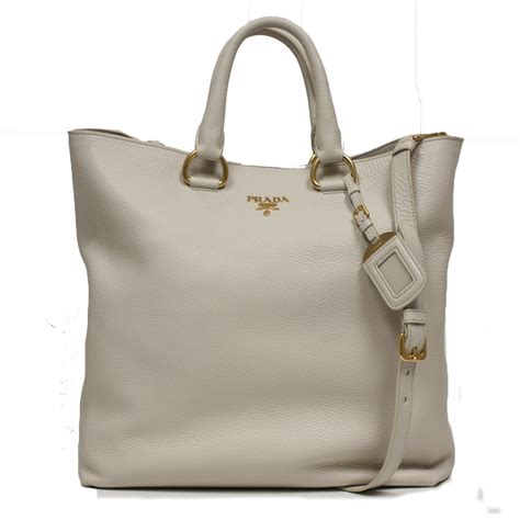 Tote Bag Prada prada handbags white leather prada saffiano tessuto tote