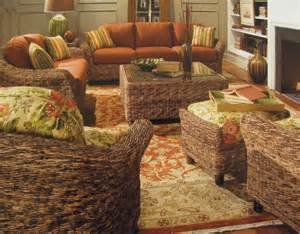 Seagrass Armchair Design Ideas Interior Rattan Wicker Sunroom Paradise Furniture With Tropical Pad Sheet Pattern And