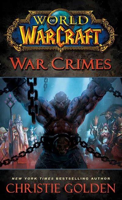 war crimes world of world of warcraft war crimes christie golden delfi knjižare sve dobre knjige na jednom mestu