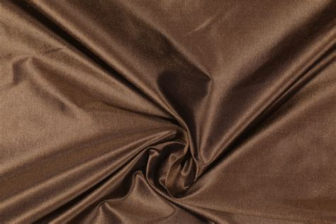 satin drapery fabric robert allen silk taffeta drapery fabric in espresso