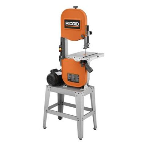 ridgid ridgid 14 in band saw with stand home depot