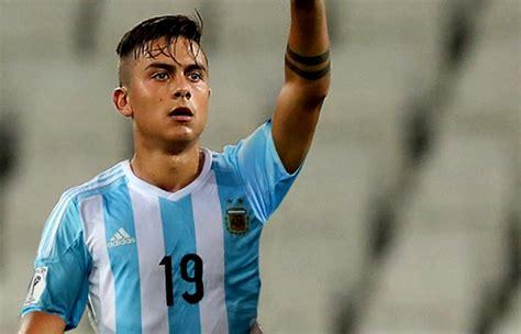 paulo dybala tetap bangga dukung timnas argentina
