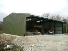 agricultural equestrian buildings
