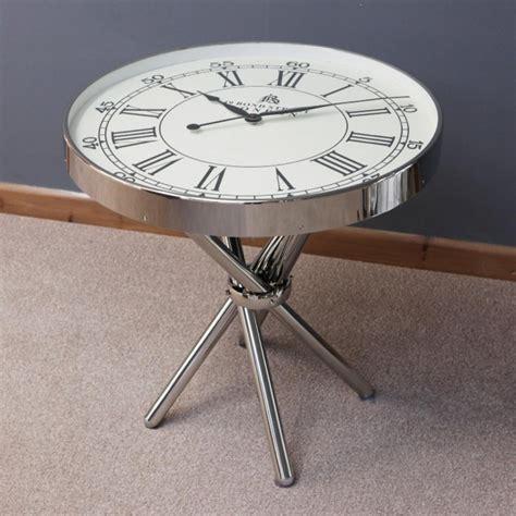 Clock Table by Clock Table 60cm Decorum
