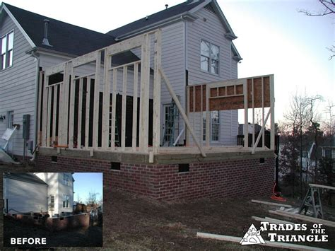 home addition with basement room addition and basement remodeling chapel hill durham