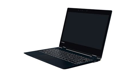toshiba s new laptops are sleek tough and secure with intel s 8th cpus techradar