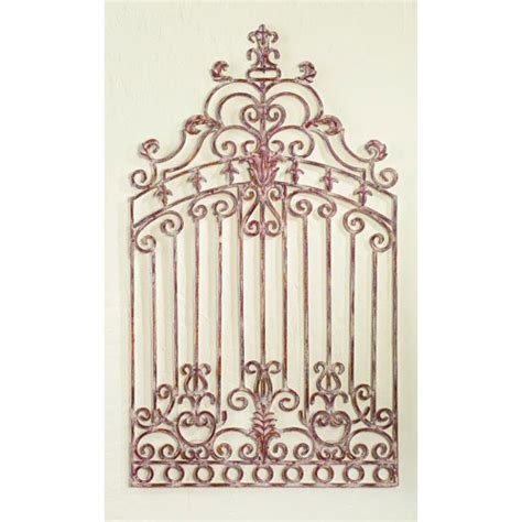 Garden Gate Wall Decor Wall Wall Decor Decorations Nordstrom Assorted Metal Wood Wall Decor Hobby Lobby