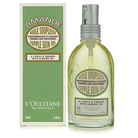 l occitane si鑒e l occitane amande ujędrniający olejek do ciała iperfumy pl