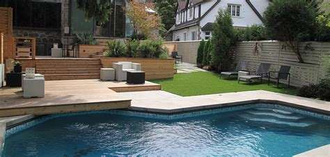 backyard billiards backyard pool decking montreal outdoor living