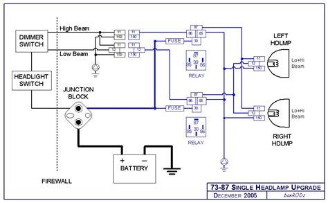 Bosch relay wiring diagram 5 pole further detroit series 60 wiring