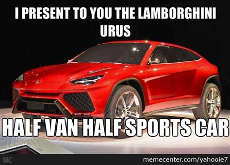 lamborghini minivan the lamborghini minivan by yahooie7 meme center