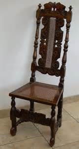 william  mary high  chair antiques atlas