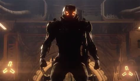 bioware s new game anthem takes us beyond the wall at e3