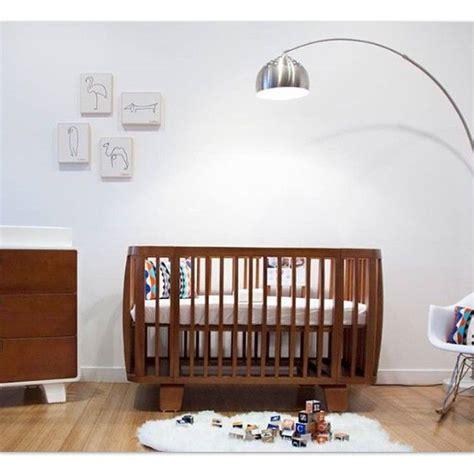 Retro Nursery Decor Retro Crib Throwback Chic Nursery Decor Showstopper Bloom Wood Baby Infant Newborn