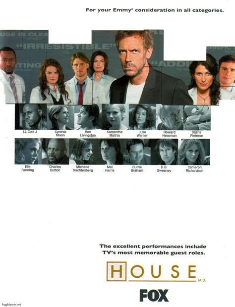 House Season 2 by House Md Poster Season 2 House M D Photo 1751065