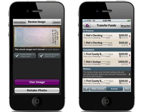 bank mobile ally bank to release mobile deposit this month mybanktracker