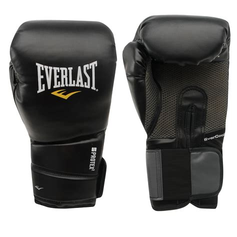 Everlast Protex 2 Boxing Gloves Muay Thai everlast everlast protex 2 gloves boxing gloves