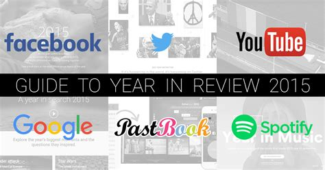 fb year in review fb banner guide to year in review pastbook