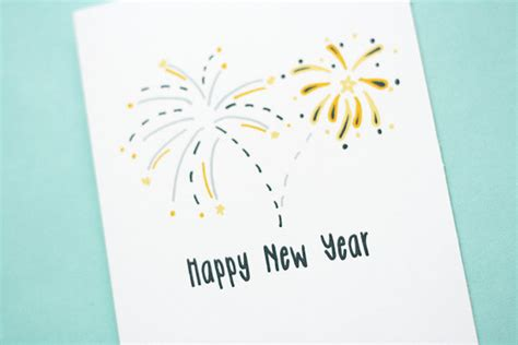 new year cards design exemples de mod 232 les de cartes pour le nouvel an flyer be