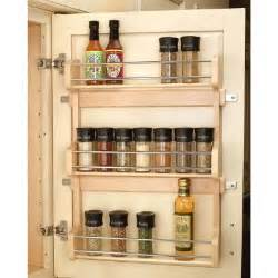 Kitchen Cabinet Organizers Home Depot by Rev A Shelf 22 In H X 17 In W X 3 In D 3 Shelf Large