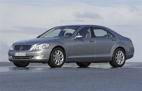 Mercedes S Class 2006 by 2006 Mercedes S Class Information And Photos