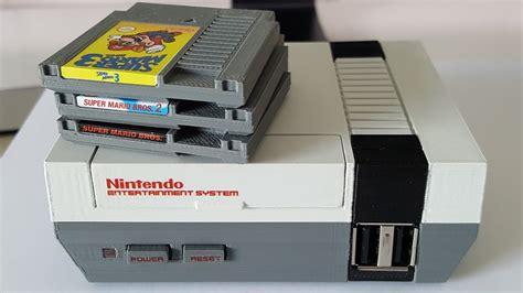 nes console raspberry pi mini nes classic console