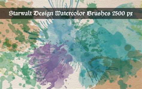 watercolor tutorial photoshop cs4 30 watercolor tutorials and brush sets for photoshop