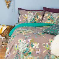 living ribbon patchwork embroidered duvet cover setkingsize cotton bedspread light grey leaf quilt from tatvakala bed quilt