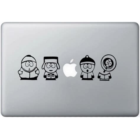 Decal And Sticker Macbook south park macbook decal kongdecals macbook decals