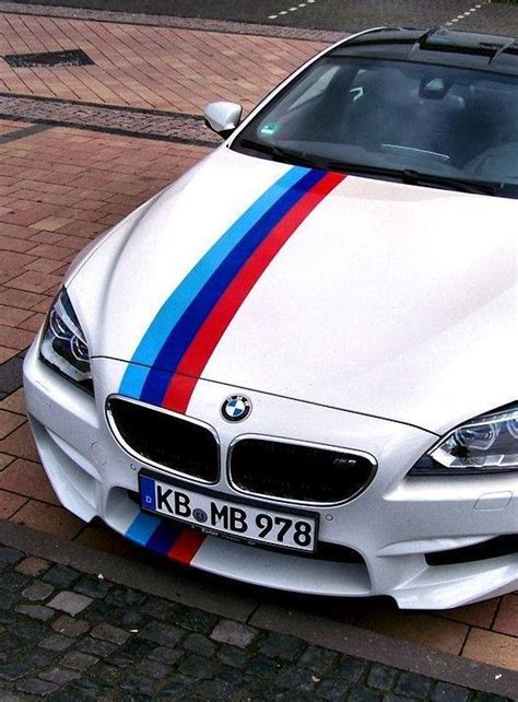 Sticker Bmw Strips Side Decal Big All Varian bmw m6 motorsport the ultimate driving machine