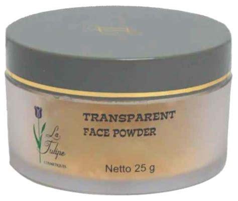 Bedak Acne Powder La Tulipe 10 Merk Bedak Untuk Kulit Kering Yang Berkualitas