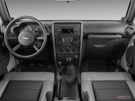 2009 jeep wrangler interior u s news world report
