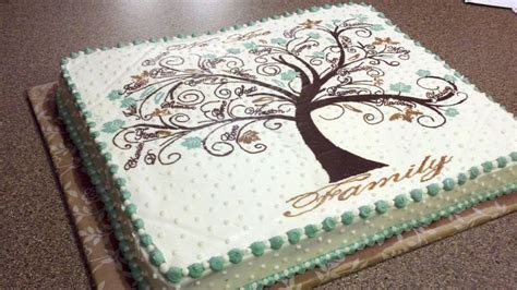 tree cake ideas family tree cake other cakes cake ideas
