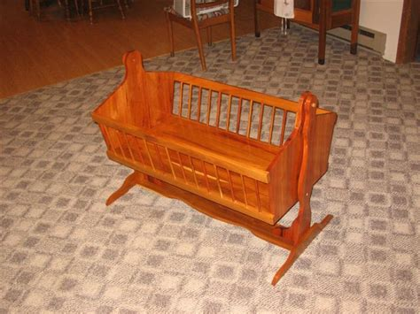 wkp learn  baby boat cradle plans