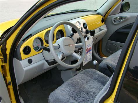 2006 Pt Cruiser Interior by 2006 Chrysler Pt Cruiser Interior Pictures Cargurus