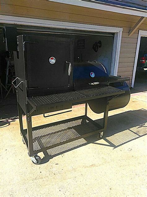 grills for pits quot pits by hugo 174 quot custom made smoker bbq pit grills asador