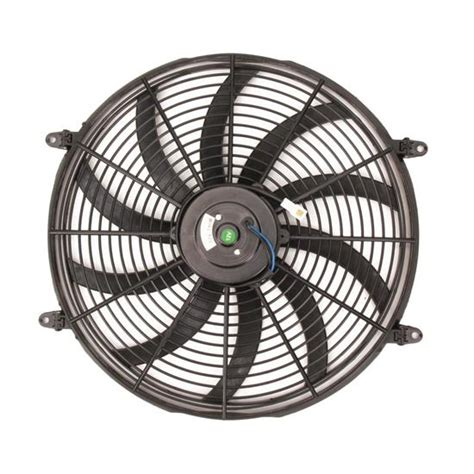 and cold fan speedway universal electric radiator fans
